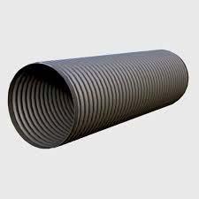 Duto espiralado corrugado flexível