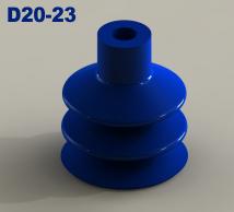 Ventosa D20-23