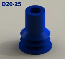 Ventosa D20-25