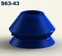 Ventosa S63-43