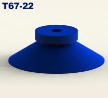 Ventosa T67-22
