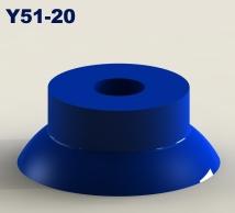 Ventosa Y51-20